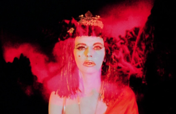 Kenneth Anger at the Electric