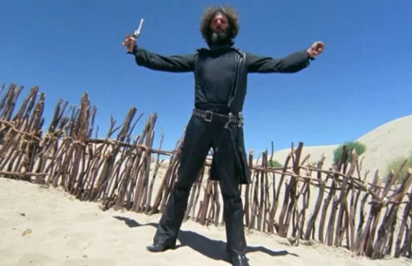 'El Topo' has its first screening at the Elgin, NYC