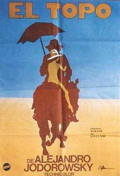 'El Topo' poster