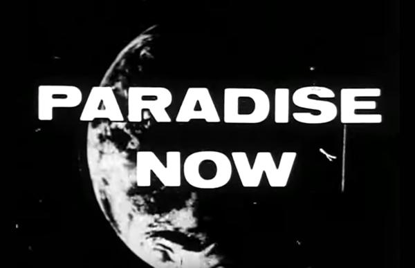 Paradise Now, Colour Later