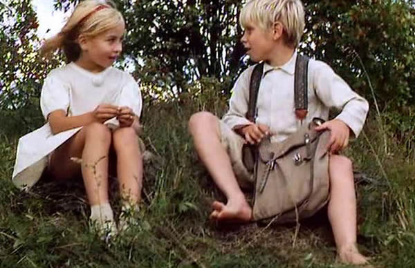 Hugo and Josefin